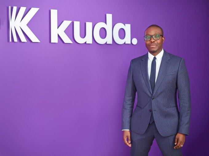 Kuda bank Founder CEO Babs Ogundeyi