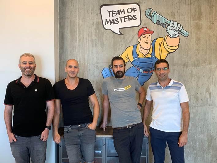 Workiz's founders